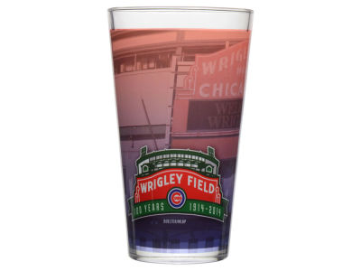 Chicago Cubs Stadium Pint 16 oz.