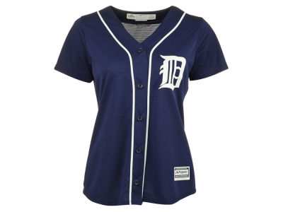 Detroit Tigers Majestic MLB Women's Cool Base Jersey