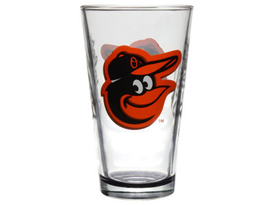 Baltimore Orioles Elite Pint Glass