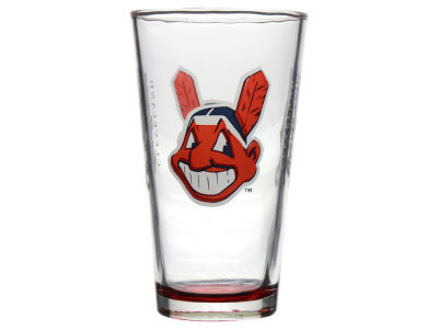 Cleveland Indians Elite Pint Glass