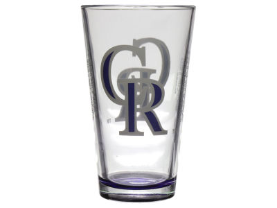 Colorado Rockies Elite Pint Glass