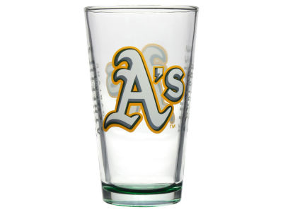 Oakland Athletics Elite Pint Glass
