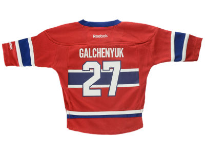 Montreal Canadiens Alex Galchenyuk NHL Infant Replica Player Jersey