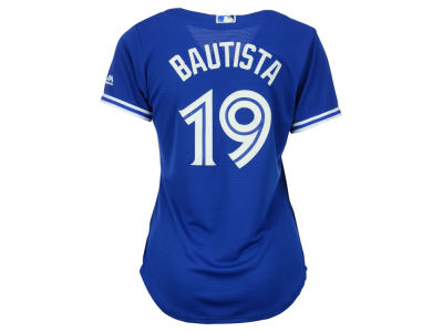 Toronto Blue Jays Jose Bautista MLB Women's Cool Base Player Replica Jersey
