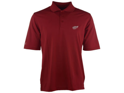 Detroit Red Wings NHL Pique Xtra Lite Polo