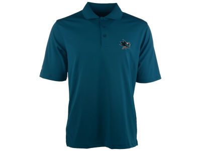 San Jose Sharks NHL Pique Xtra Lite Polo