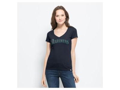 Seattle Mariners '47 MLB Women's Flanker MVP T-Shirt