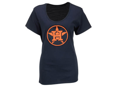Houston Astros '47 MLB Women's Relaxed Knockout T-Shirt