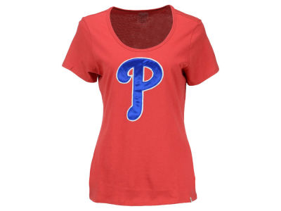 Philadelphia Phillies '47 MLB Women's Relaxed Knockout T-Shirt