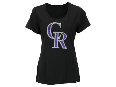 Colorado Rockies '47 MLB Women's Relaxed Knockout T-Shirt