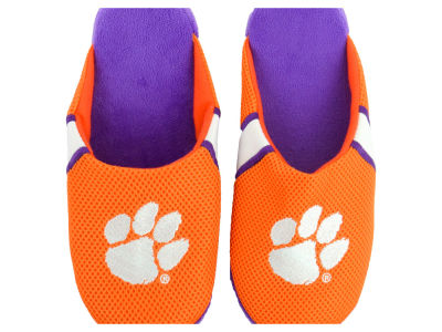 Clemson Tigers Jersey Slippers