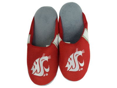 Washington State Cougars Jersey Slippers