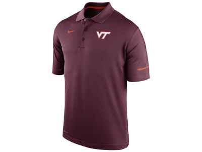 Virginia Tech Hokies Nike NCAA Men's Varsity Fan Polo Shirt