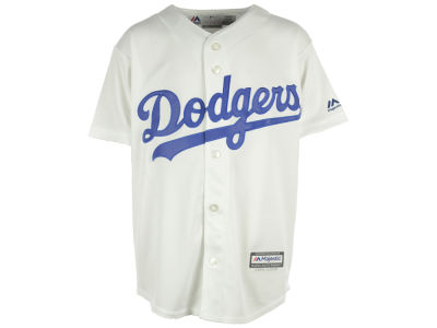 Los Angeles Dodgers MLB Youth Blank Replica Jersey