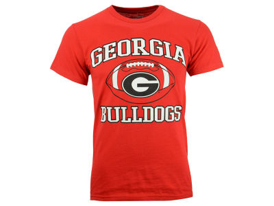 Georgia Bulldogs NCAA 2 for $25  NCAA Men's Heart & Soul Football T-Shirt