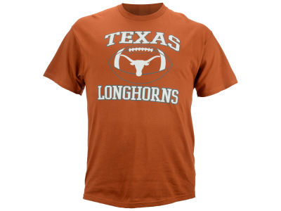 Texas Longhorns NCAA 2 for $25  NCAA Men's Heart & Soul Football T-Shirt