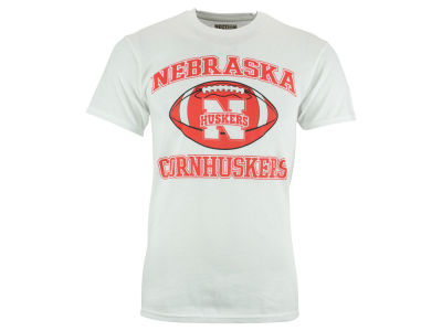 Nebraska Cornhuskers NCAA 2 for $25  NCAA Men's Heart & Soul Football T-Shirt