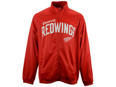 Detroit Red Wings G-III Sports NHL Men's Walk Off Jacket