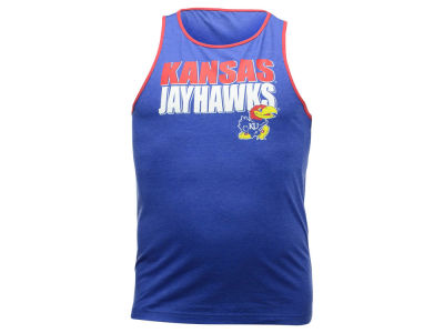 Kansas Jayhawks NCAA Men's Freestyle Tank