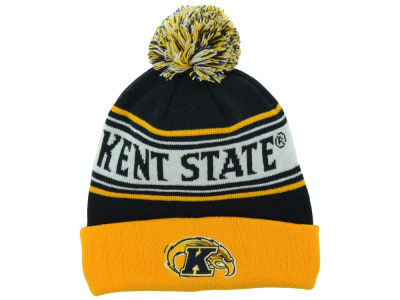 Kent State Golden Flashes Top of the World NCAA Ambient Pom Knit