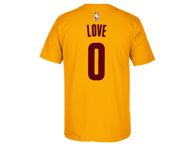 Cleveland Cavaliers Kevin Love adidas NBA Men's Player T-Shirt