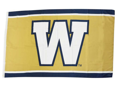 Winnipeg Blue Bombers Flag - 3' X 5'