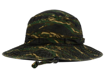 LIDS Private Label PL Tiger Print Camo Boonie Hat