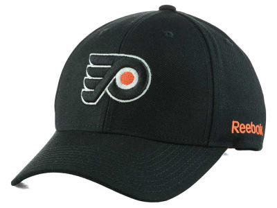 Philadelphia Flyers Reebok NHL Core Basic Adjustable Cap