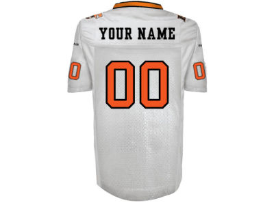 BC Lions Reebok CFL Men's Customizable Premier Home Jersey