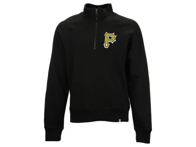 Pittsburgh Pirates MLB Men's X-Check 1/4 Zip Up Pullover Shirt