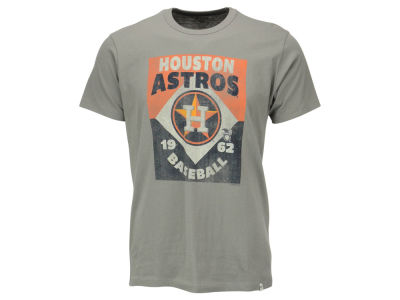 Houston Astros '47 MLB Men's Knockaround Flanker T-Shirt