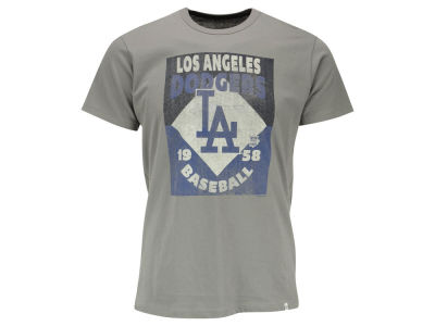 Los Angeles Dodgers '47 MLB Men's Knockaround Flanker T-Shirt