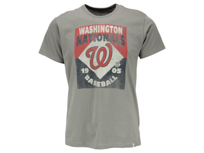 Washington Nationals '47 MLB Men's Knockaround Flanker T-Shirt