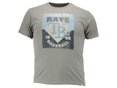 Tampa Bay Rays '47 MLB Men's Knockaround Flanker T-Shirt