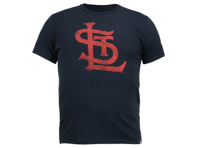 St. Louis Cardinals '47 MLB Men's Scrum Logo T-Shirt