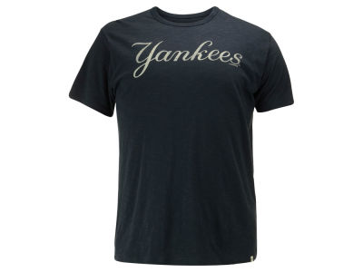 New York Yankees '47 MLB Mens Scrum Flag T-Shirt