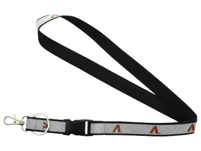 Arizona Diamondbacks Sparkle Lanyard-Aminco