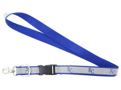 Kansas City Royals Sparkle Lanyard-Aminco