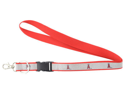 Los Angeles Angels Sparkle Lanyard-Aminco