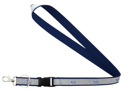 Tampa Bay Rays Sparkle Lanyard-Aminco