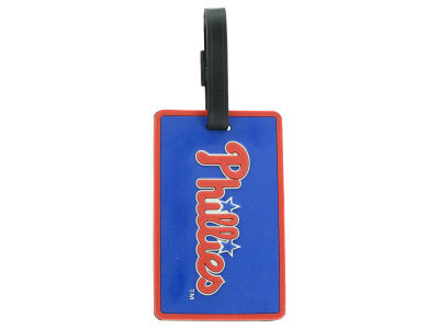 Philadelphia Phillies Soft Bag Tag