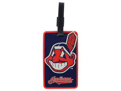 Cleveland Indians Soft Bag Tag