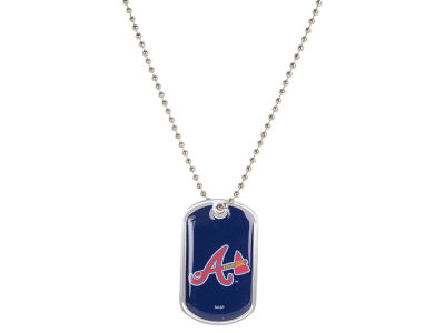Atlanta Braves MLB Dog Tag