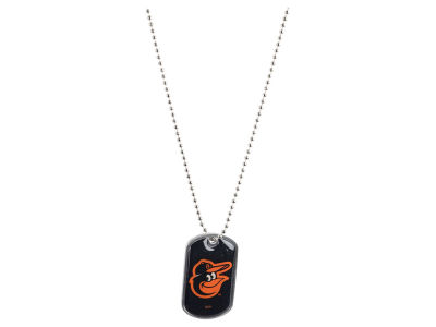 Baltimore Orioles MLB Dog Tag