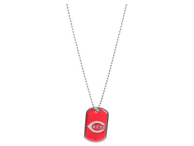 Cincinnati Reds MLB Dog Tag