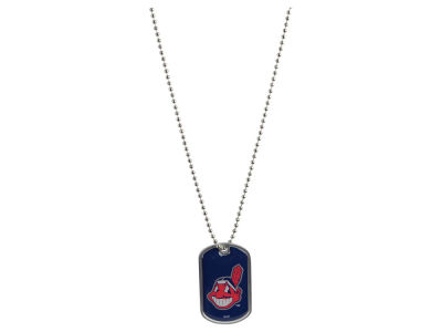 Cleveland Indians MLB Dog Tag