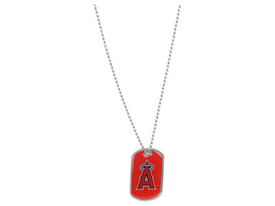 Los Angeles Angels Aminco MLB Dog Tag