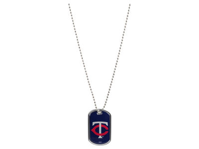 Minnesota Twins MLB Dog Tag