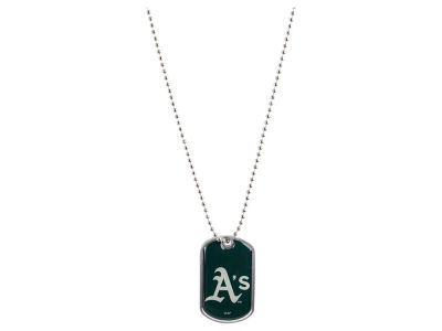 Oakland Athletics MLB Dog Tag