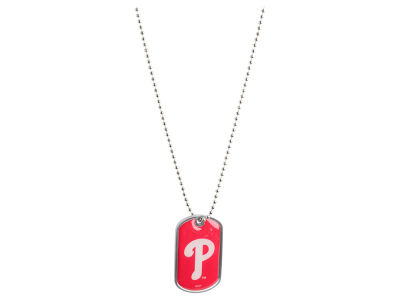 Philadelphia Phillies MLB Dog Tag